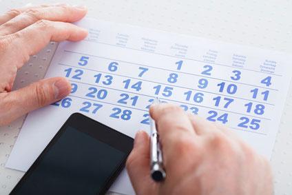 78 wochen kalender
